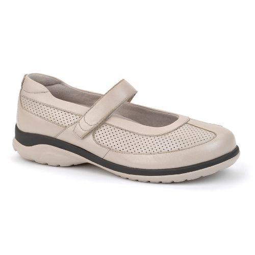 Oasis Footwear Oasis Women's Abby Tan Diabetic Shoe