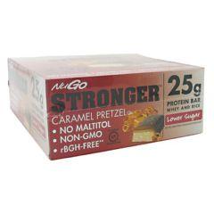 NuGo Nutrition NuGo Stronger - Caramel Pretzel
