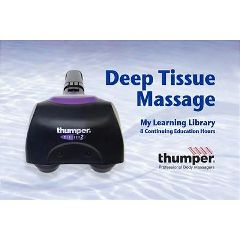Castine Consulting Deep Tissue Massage-Mini Thumper CE Online Course