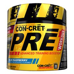 ProMera Sports Pre 1 Workout - Blue Raspberry