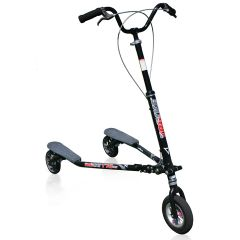 TRIKKE  T78cs  Convertible Carving Scooter | Black