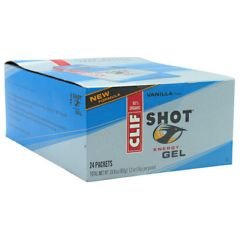 Shot Clif Shot Energy Gel - Vanilla