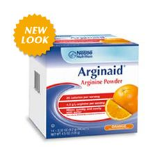Resource ARGINAID® Arginine Powder Drink Mix For Burns or Chronic Wounds