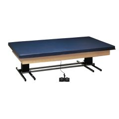 Bailey Manufacturing Deluxe Electric Hi-Low Platform Table With Mat