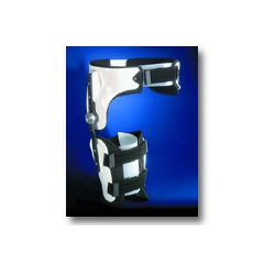 AliMed Hip Abduction Orthosis - Thigh Component