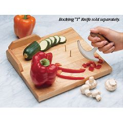 North Coast Medical Deluxe Cutting Board