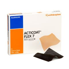 Smith & Nephew Acticoat Flex 7 Silver Antimicrobial Barrier Dressing