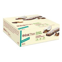 Think Products Think Thin Protein Nut Bar - Chocolate Coconut Almond