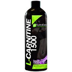 Nutrakey L-Carnitine 1500 - Grape Crush