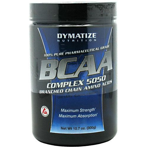 Dymatize Nutrition Dymatize BCAA Complex 5050 Model 827 583264 01
