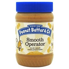 Peanut Butter & Co. Peanut Butter - Smooth Operator