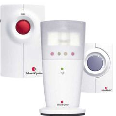 Bellman And Symfon Asia Ltd Bellman & Symfon Visit Alerting with Flash Receiver for Phone and Doorbell