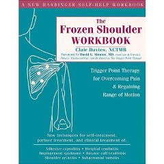 New Harbinger Publications Frozen Shoulder Workbook