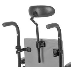 Surelock Multi-Axis Headrest Assembly