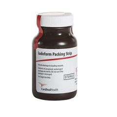 Sterile Iodoform Packing Strip