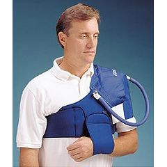 Cryo/Cuff AirCast CryoCuff with Cooler - Shoulder