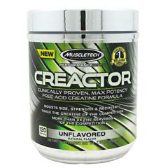 MuscleTech Creactor - Unflavored