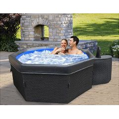Bali Spa Portable Massage Hot Tub
