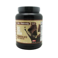 Eat The Bear Naturally Whey Protein - Naturally Chocolate