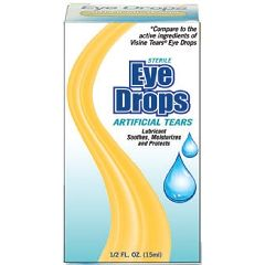 New World Imports Artifical Tears Eye Drops