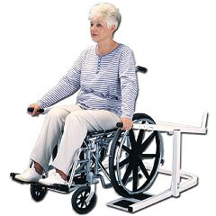 Cando Triceps Extension Exerciser - Wheelchair Assessable