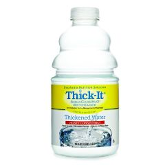 Thick-It AquaCareH2O 8 oz. Ready to Use Thickend Water - Compare to Resource