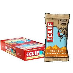 Clif Bar, Inc. Clif Bar Natural Energy Bar - Crunchy Peanut Butter