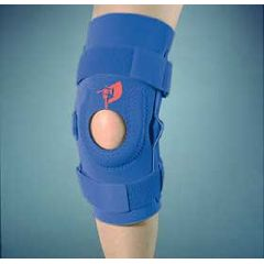 AliMed Palumbo Universal Knee Brace with Lateral Uprights and Knee Joint