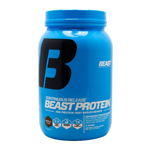 Beast Sports Nutrition Beast Protein - Chocolate Model 171 584104 01
