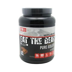 Eat The Bear Grizzly Pure Isolate - Chocolate Peanut Butter