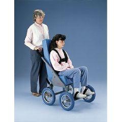 Feeder Seat® Rover® Stroller.  X-Large feeder seat with stroller frame