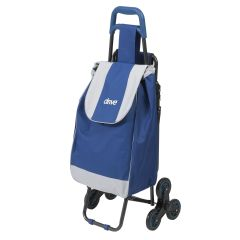 Drive Deluxe Rolling Shopping Cart with Seat
