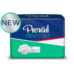 Prevail® Per-Fit360°™ Adult Briefs