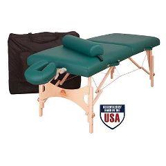 Oakworks Aurora Essential Massage Table Package