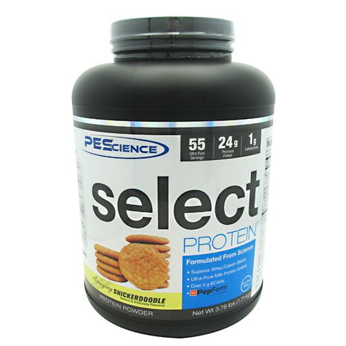 PEScience Select Protein - Amazing Snickerdoodle Model 171 585413 01