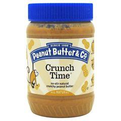 Peanut Butter & Co. Peanut Butter - Crunch Time
