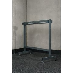 Exertools 1 Tier Ball Rack For Plyoback