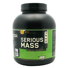 Optimum Nutrition Serious Mass - Banana