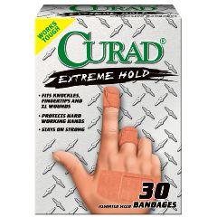 CURAD Extreme Hold Adhesive Bandages