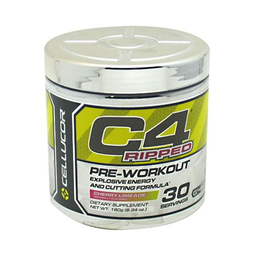 Cellucor C4 Ripped - Cherry Limeade Model 171 584449 01