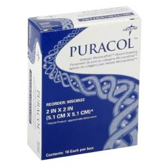 Puracol - Collagen Microscaffold Wound Dressing