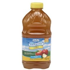 Hormel Thick & Easy Apple Juice Honey Consistency
