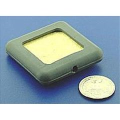 """2""""X2"""" Rubber Pad Electrode"""