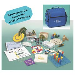DOTCA-Ch Battery - Dynamic Occupational Therapy Cognitive Assessment for Children