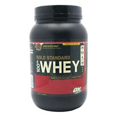 Gold Standard Optimum Nutrition Gold Standard 100% Whey - Chocolate Malt