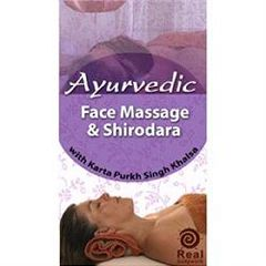 Real Bodywork Ayurvedic Face Massage And Shirodara Dvd