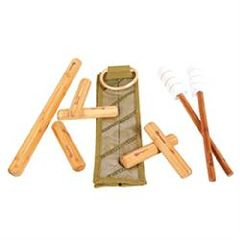 ScripHessco Warm Bamboo Stick Set