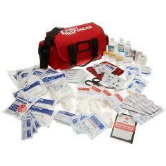 Complete Medical Supplies First Responder Kit