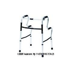 Invacare Supply Group UpRise Onyx Folding Walker