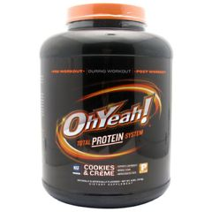 ScripHessco ISS OhYeah! Protein Powder - Cookies & Creme